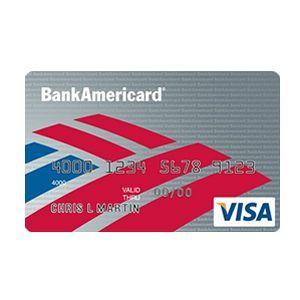 Bank of America - Visa Card