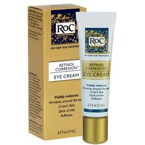 RoC Retinol Correxion Eye Cream 381370084167 Reviews