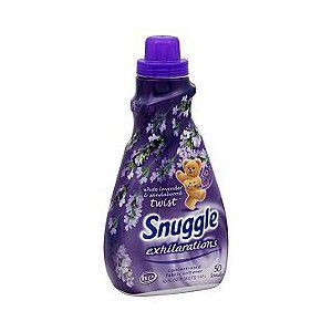 Snuggle Exhilarations 3x Concentrate Liquid Fabric Softener