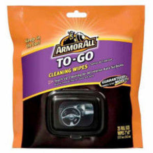 Armor All To-Go Cleaning Wipes