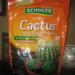 Schultz premium cactus  palms & citrus potting mix