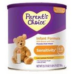 Parent's Choice Sensitivity Infant Formula