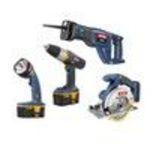 Ryobi Cordless Tool Set