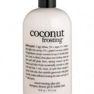 Philosophy Coconut Frosting 3-in-1 Shower Gel