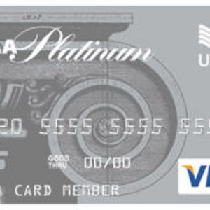 USAA - Cash Rewards Platinum Visa Card