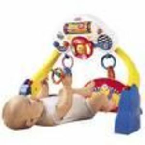 Fisher Price Kick and Drive Gym