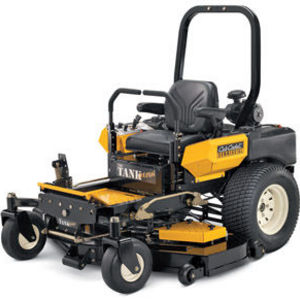 "Cub Cadet 24hp 48"" Deck Riding Lawn Mower"