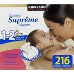 Kirkland Signature Supreme Diapers