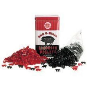 Route 29 - Red & Black Licorice Piglets