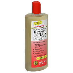 Walgreens Therapeutic T+PLUS Shampoo