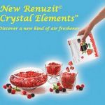 Renuzit Crystal Elements Air Freshening Crystals