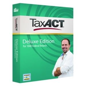 TaxACT Deluxe Software