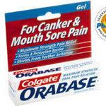 Colgate Orabase Maximum Strength Oral Pain Reliever