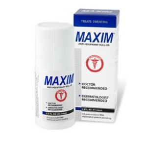 Maxim Antiperspirant for Hyperhidrosis
