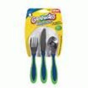 Gerber Graduates Kiddy Cutlery