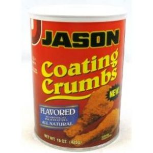 Jason Coating Crumbs - Flavored