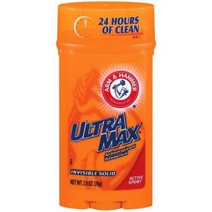 Arm & Hammer ULTRAMAX Wide Stick Invisible Solid - All Scents