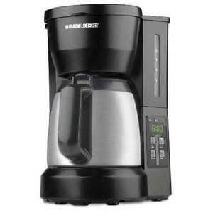 Black & Decker 5-Cup Coffee Maker