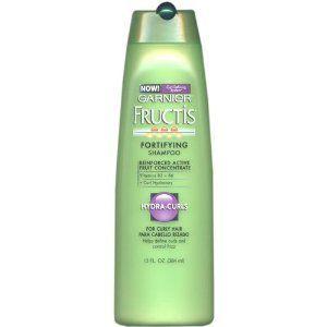 Garnier Fructis Hydra-Curls Shampoo