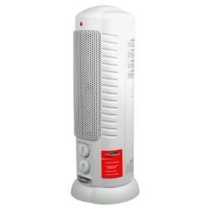 Soleus Portable Air Ceramic Tower Heater with Oscillation