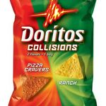 Doritos - Collisions Pizza Cravers/Cool Ranch