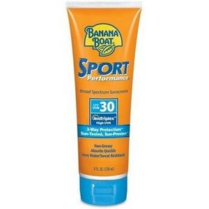 Banana Boat Sport Performance Sunscreen SPF 30
