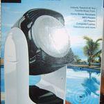 The Sharper Image - Indoor-Outdoor Wireless Speaker System