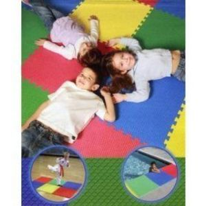 Norsk Sport Multi-Purpose Reversible Foam Mats