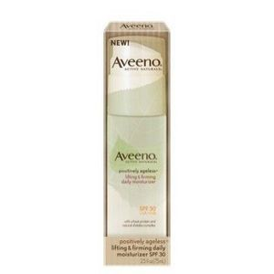 Aveeno Positively Ageless Lifting & Firming Daily Moisturizer SPF 30