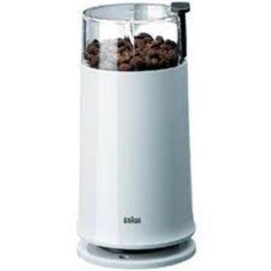 Braun Aromatic Coffee Grinder KSM2-WH