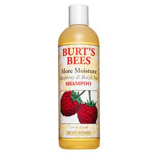 Burt's Bees Raspberry and Grapefruit More Moisture Shampoo