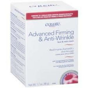 Equate Advanced Firming and Anti-Wrinkle