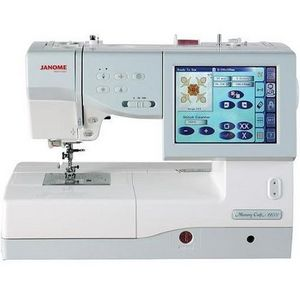 Janome Computerized Embroidery & Sewing Machine