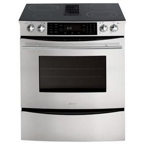 Jenn-Air Downdraft Slide-in Electric Range