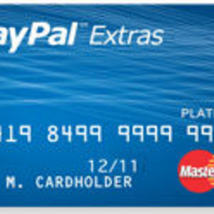 PayPal - Extras MasterCard