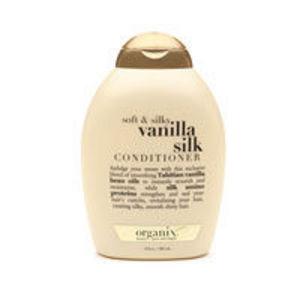 Organix Soft & Silky Vanilla Silk Conditioner