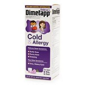 Dimetapp Children's Cold & Allergy