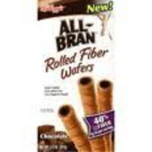 Kellogg's - All-Bran Rolled Fiber Wafers