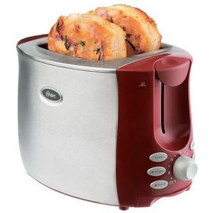 Oster Wide Slot 2-Slice Toaster