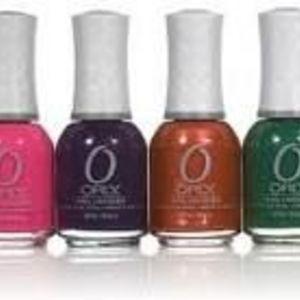 Orly Nail Color - All Shades