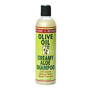 namaste Olive oil shampoo