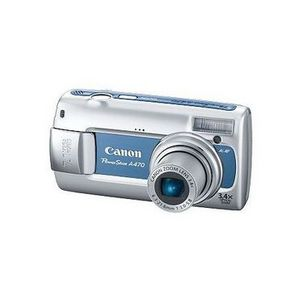 Canon - Power Shot A470 Digital Camera