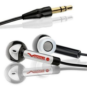 V-moda Bass Frequency In-Ear Stereo Headphones