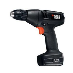 Black & Decker 7.2 Volt Cordless Drill