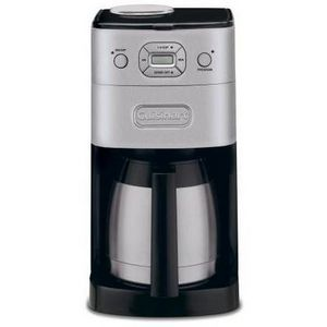 Cuisinart Grind & Brew 10-Cup Thermal Coffee Maker