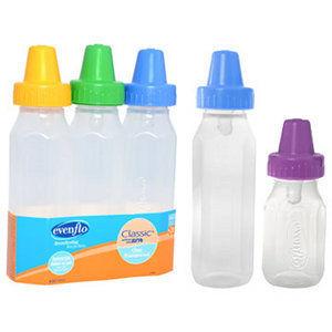 Evenflo BPA-Free Classic Polypropylene Baby Bottles