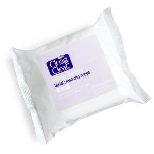 Clean & Clear Make-up Dissolving Facial Cleansing Wipes