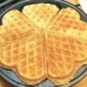 Black & Decker Sweet Hearts Waffle Maker