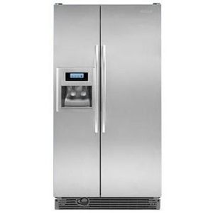 Kitchenaid Refrigerator Side By Side kitchenaid architect series ii side-by-side refrigerator