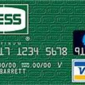 Chase - Hess Visa Card